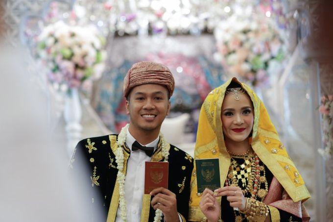 Arvia & Barri Adat Minang by Royal Kuningan Jakarta - 008