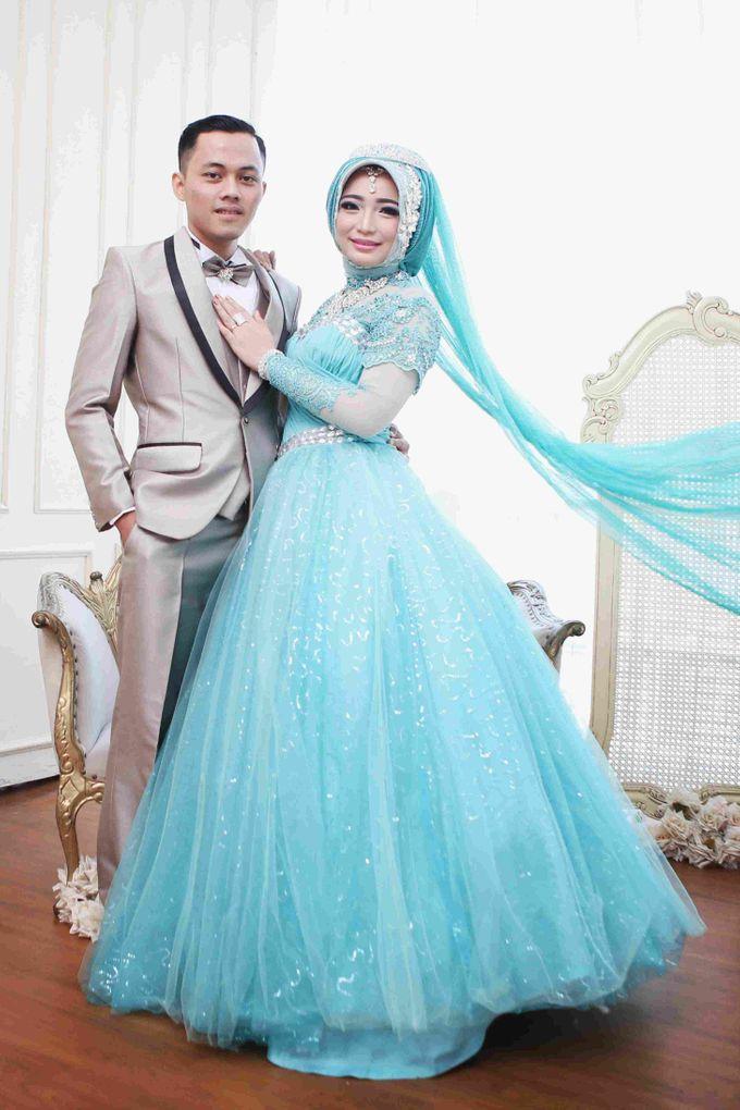 Prewedding Session Indoor Fungky + Ardilla by Coklat Photo Surabaya - 004