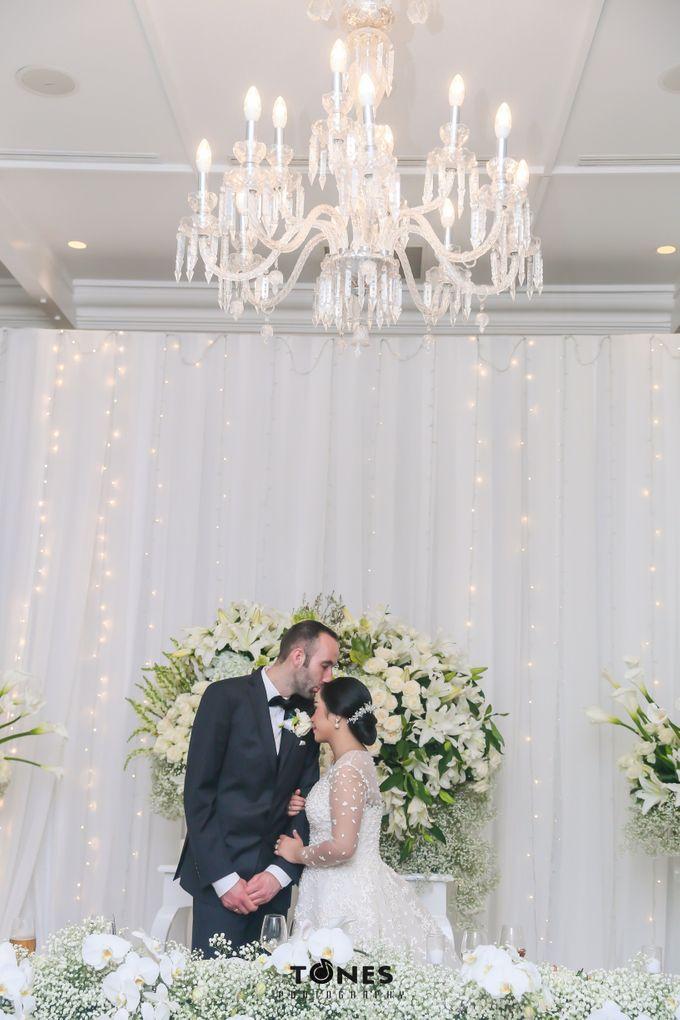 Yulia and Frank Wedding Day by Vivi Valencia - 004