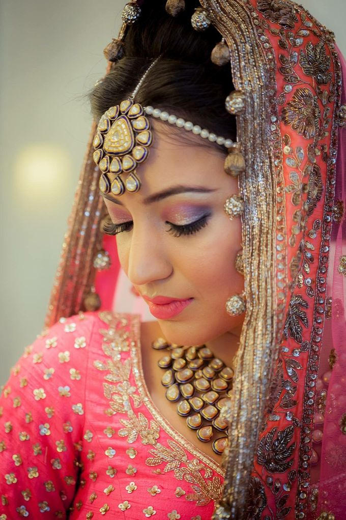 Make up and Hair Styling by Deepti Mohindar- Hair & Makeup Artist - 009
