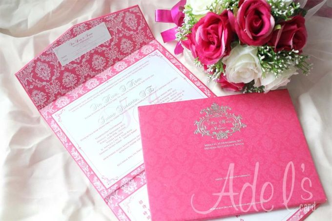 Hard Cover by Adel's House of card - 004