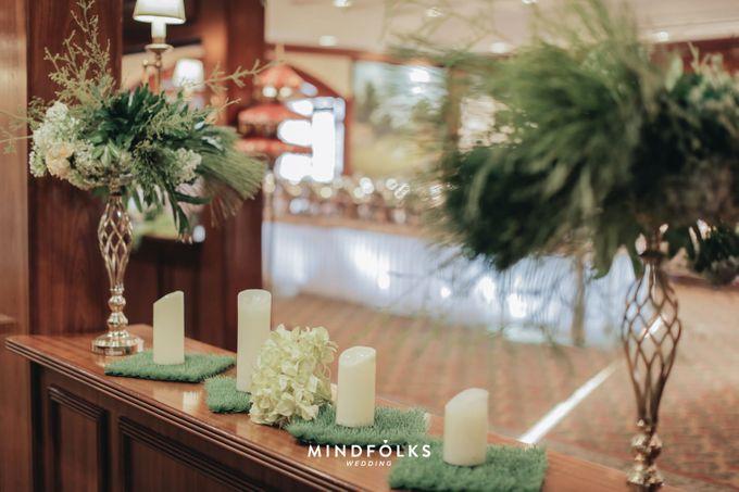 The Wedding of Sisi and Arnaud by MERCANTILE PENTHOUSE WEDDING - 004