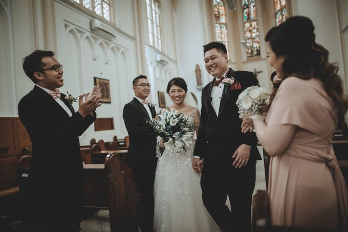 Agus & Lydia Wedding Day by Chroma Pictures - 038
