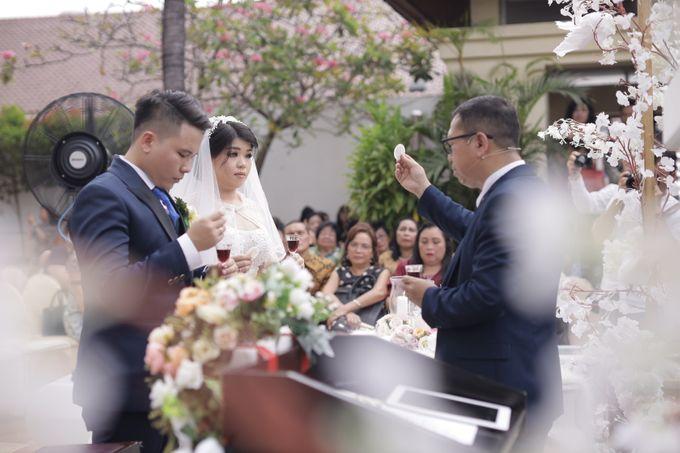 Holy Matrimony of James & Jessica by Mercure Jakarta Kota - 003