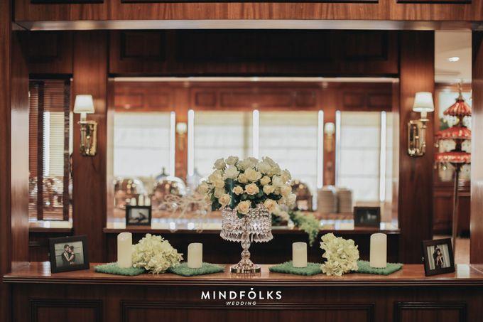 The Wedding of Sisi and Arnaud by MERCANTILE PENTHOUSE WEDDING - 006