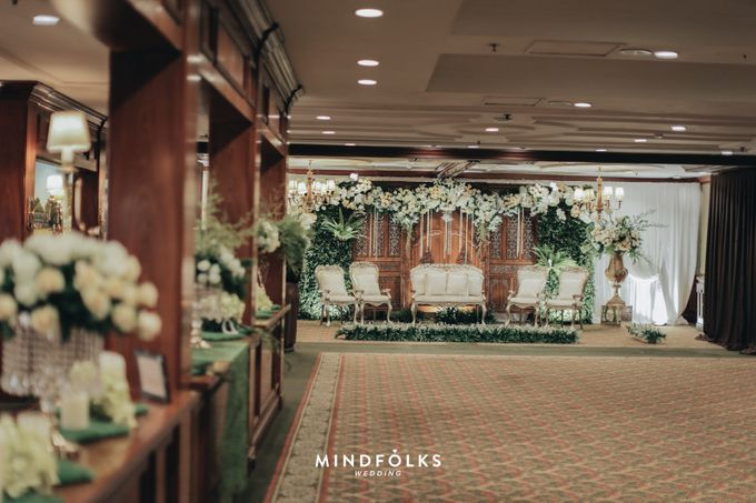 The Wedding of Sisi and Arnaud by MERCANTILE PENTHOUSE WEDDING - 009