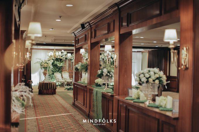The Wedding of Sisi and Arnaud by MAC Wedding - 010