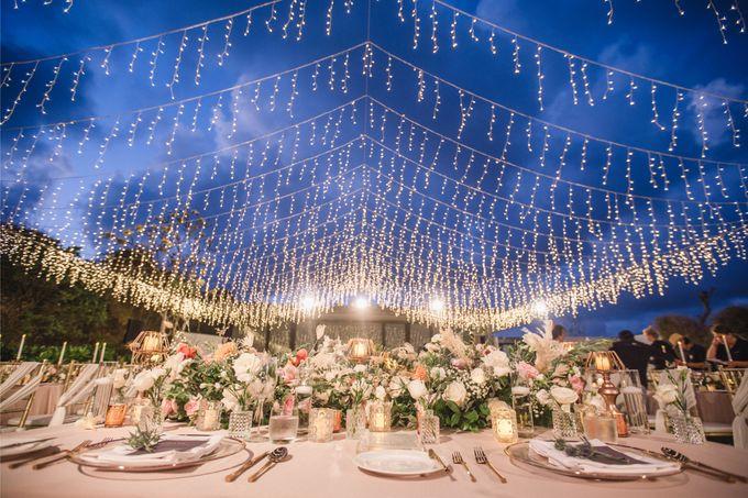 Romantic-Modern Wedding at Alila Uluwatu by Silverdust Decoration - 036