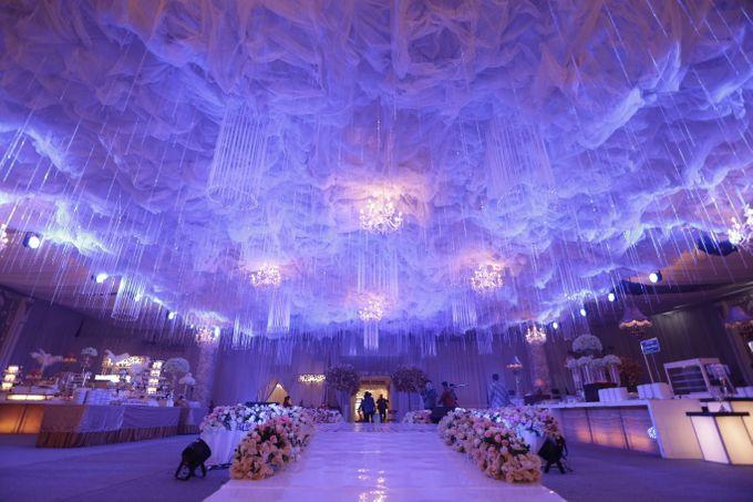 Wedding Of Azmi & Rabi'ah by The Great Larasati - 033