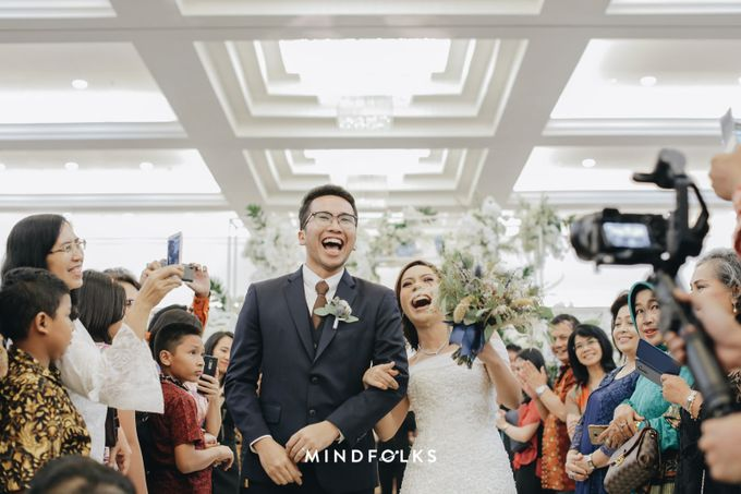 The Wedding of Hanny and Joshua by  Menara Mandiri by IKK Wedding (ex. Plaza Bapindo) - 006