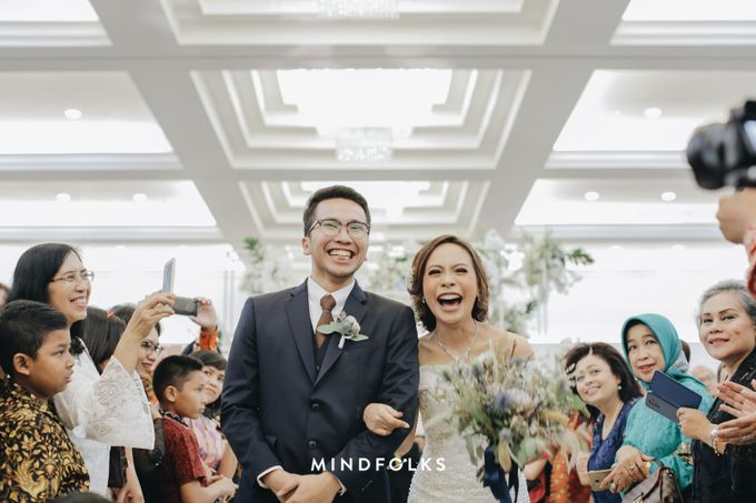 The Wedding of Hanny and Joshua by  Menara Mandiri by IKK Wedding (ex. Plaza Bapindo) - 007