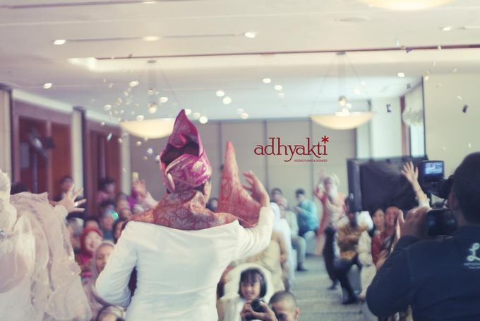 Andita & Reza by Financial Club Jakarta - 017