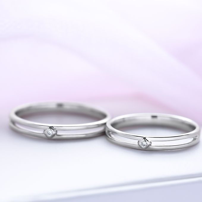Wedding Ring - Simply Collection by ORORI - 006