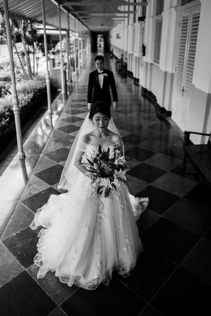 Agus & Lydia Wedding Day by Chroma Pictures - 039