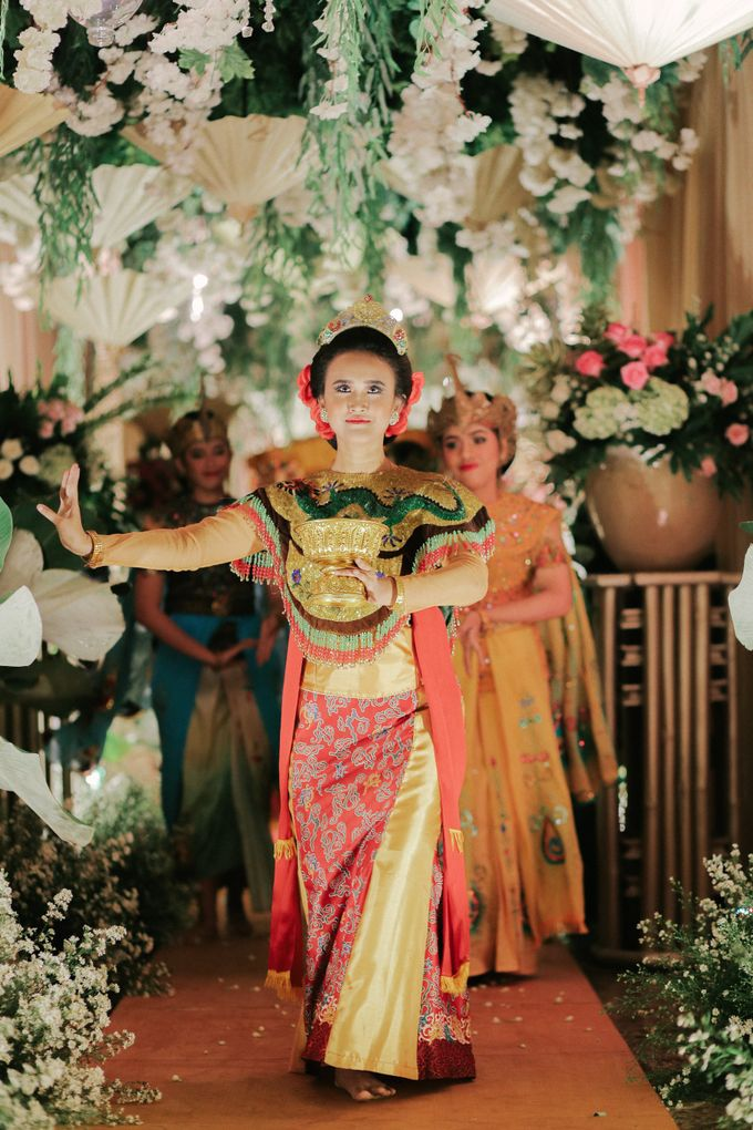 Manda & Irfan Wedding by Akuwedding - 011