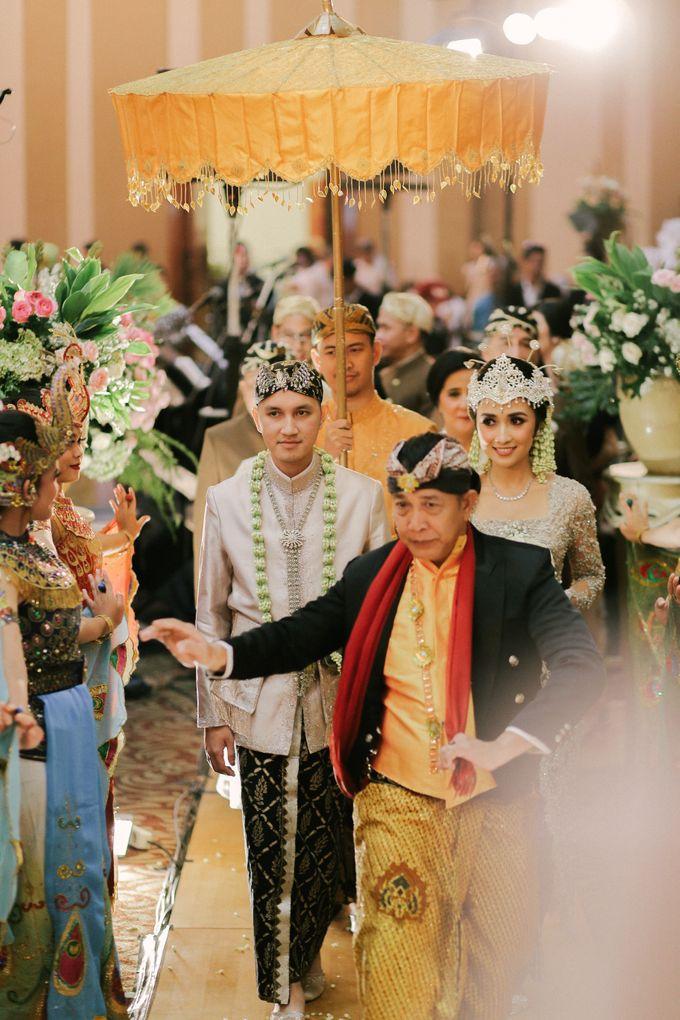 Manda & Irfan Wedding by Akuwedding - 012