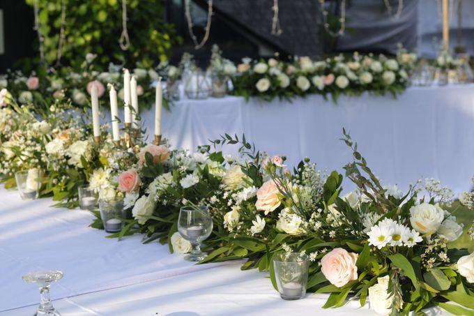 Thomas & Ling Wedding Ceremony&Reception by Bali Becik Wedding - 012
