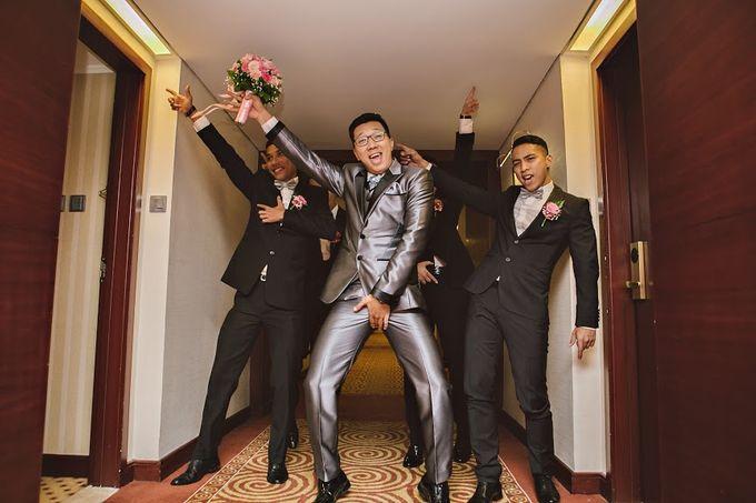 Hotel Borobudur Jakarta - Ferry & Ester by Impressions Wedding Organizer - 009