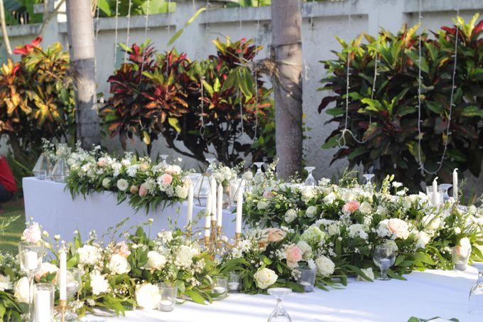 Thomas & Ling Wedding Ceremony&Reception by Bali Becik Wedding - 011