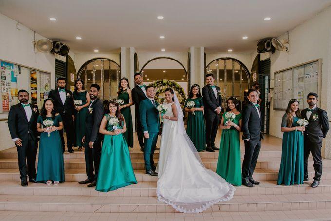 Wedding day by JOHN HO PHOTOGRAPHY - 011