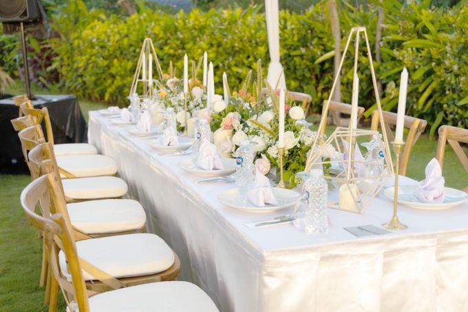 Ivan & Tiffany Wedding Decoration by Valentine Wedding Decoration - 010