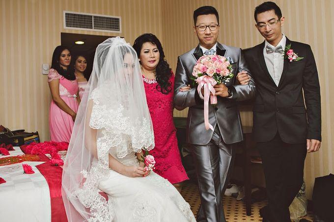 Hotel Borobudur Jakarta - Ferry & Ester by Impressions Wedding Organizer - 010