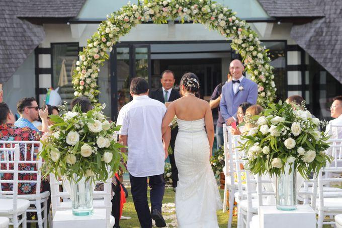 Thomas & Ling Wedding Ceremony&Reception by Bali Becik Wedding - 017