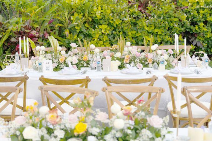 Ivan & Tiffany Wedding Decoration by Valentine Wedding Decoration - 007