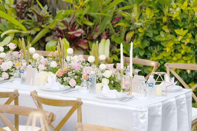 Ivan & Tiffany Wedding Decoration by Valentine Wedding Decoration - 012