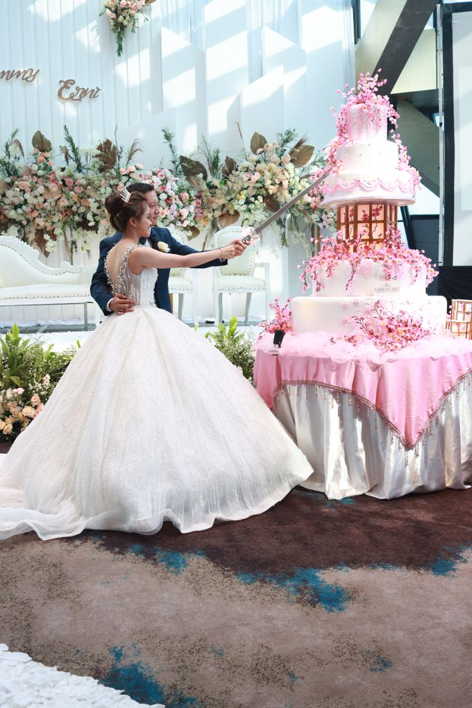 New Normal Wedding Entertainment At JHL Solitaire Serpong - Double V Entertainment by Double V Entertainment - 004