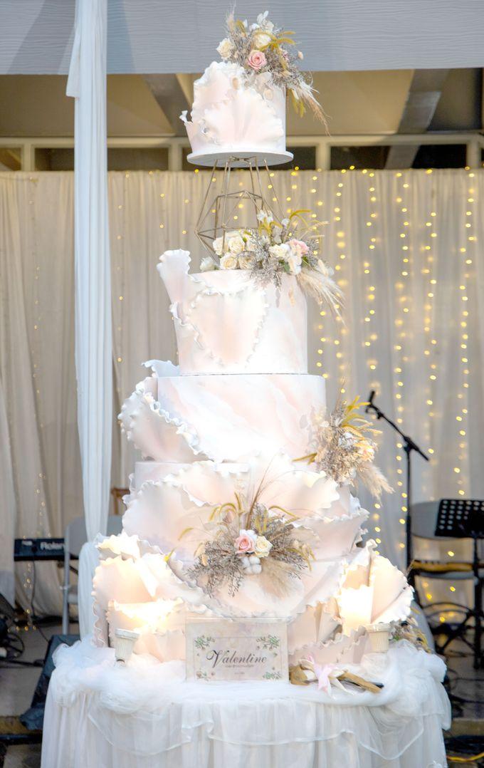 Ivan & Tiffany Wedding Decoration by Valentine Wedding Decoration - 016