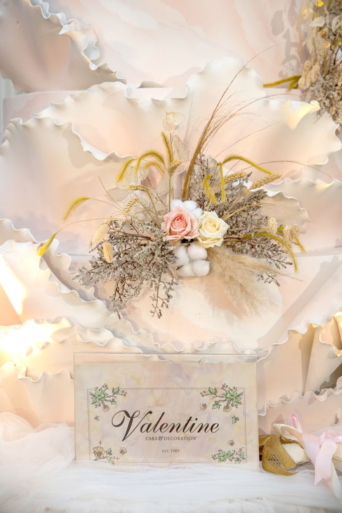 Ivan & Tiffany Wedding Decoration by Valentine Wedding Decoration - 017