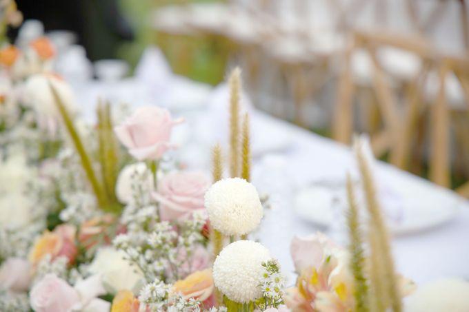 Ivan & Tiffany Wedding Decoration by Valentine Wedding Decoration - 013
