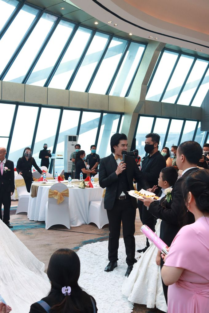 New Normal Wedding Entertainment At JHL Solitaire Serpong - Double V Entertainment by Double V Entertainment - 005