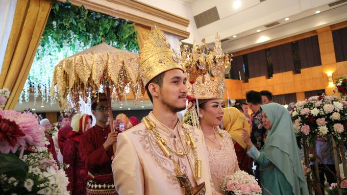 Wedding at  Dome Harvest Lippo Karawaci Tangerang by Dome Harvest - 003