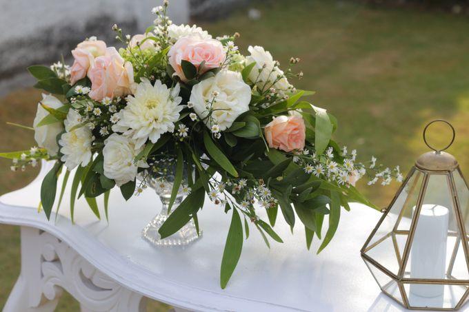 Thomas & Ling Wedding Ceremony&Reception by Bali Becik Wedding - 016