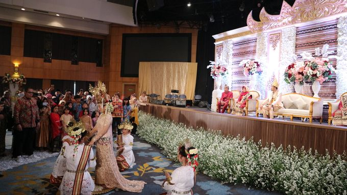 Wedding at  Dome Harvest Lippo Karawaci Tangerang by Dome Harvest - 004
