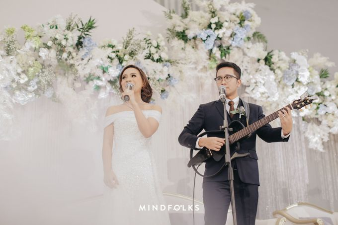 The Wedding of Hanny and Joshua by  Menara Mandiri by IKK Wedding (ex. Plaza Bapindo) - 008