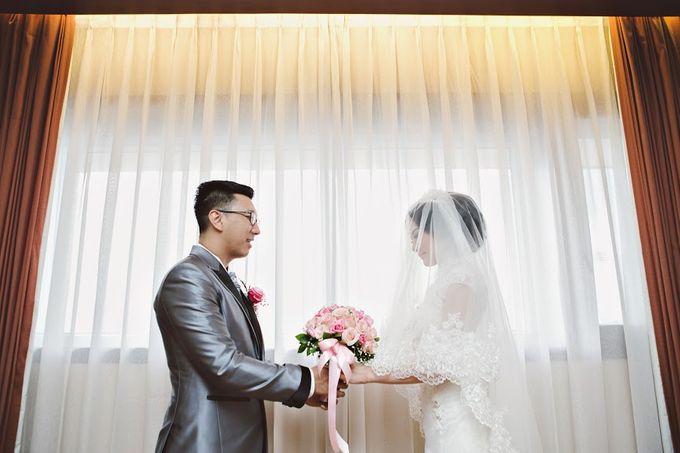 Hotel Borobudur Jakarta - Ferry & Ester by Impressions Wedding Organizer - 011