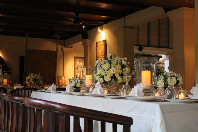Oleen & Brian Wedding Reception at KORI Restaurant & Bar by KORI Catering - 001