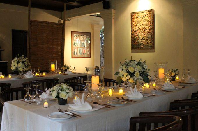 Oleen & Brian Wedding Reception at KORI Restaurant & Bar by KORI Catering - 002
