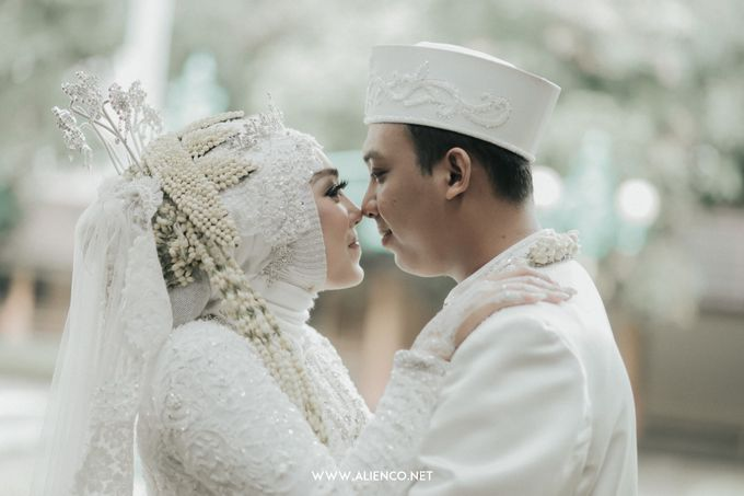 THE WEDDING OF ALDI & MUSTIKA by alienco photography - 021