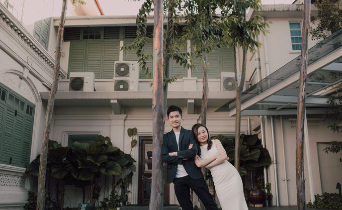 Casual prewedding shoot in Penang by Amelia Soo photography - 001