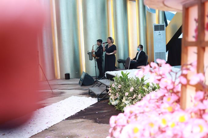New Normal Wedding Entertainment At JHL Solitaire Serpong - Double V Entertainment by Double V Entertainment - 012