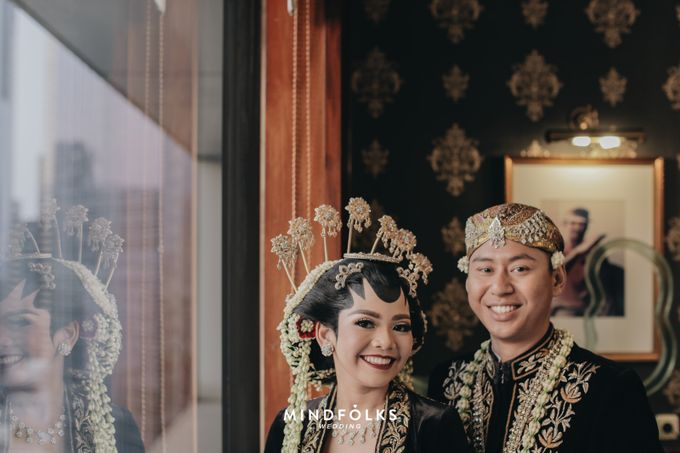 The Wedding of Sisi and Arnaud by MERCANTILE PENTHOUSE WEDDING - 012