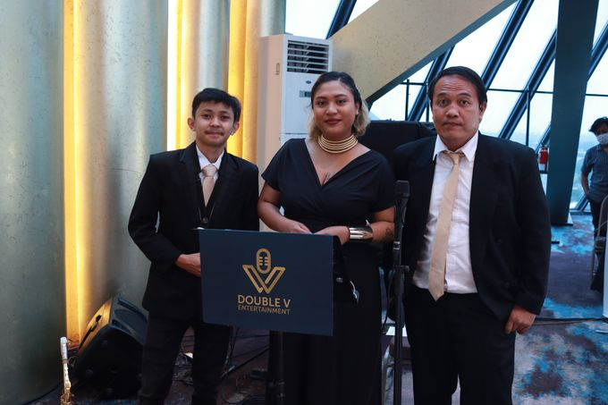 New Normal Wedding Entertainment At JHL Solitaire Serpong - Double V Entertainment by Double V Entertainment - 015