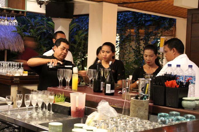 Oleen & Brian Wedding Reception at KORI Restaurant & Bar by KORI Catering - 004