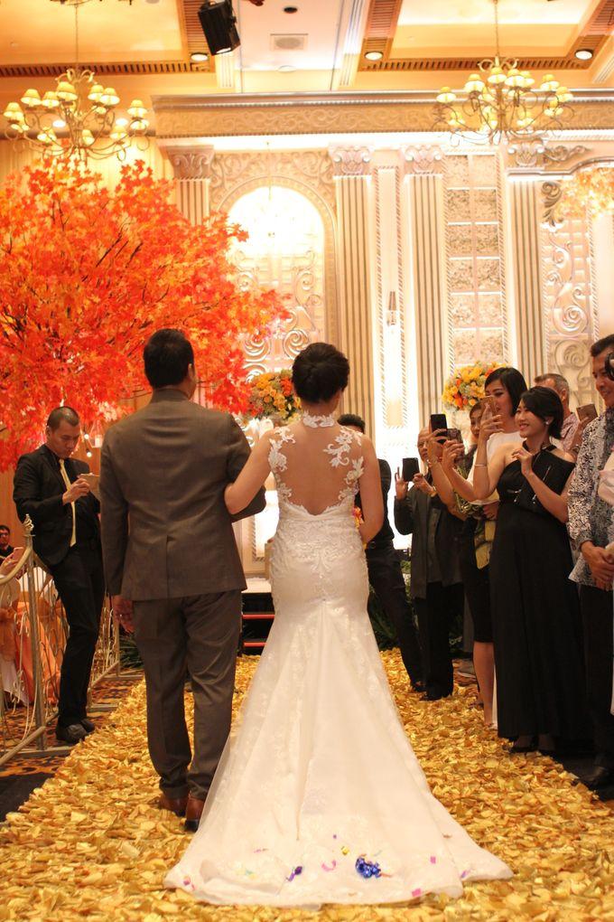 Gandhy & Vivin Wedding Day by KYRIA WEDDING - 015