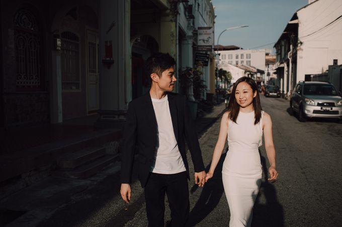 Casual prewedding shoot in Penang by Amelia Soo photography - 002