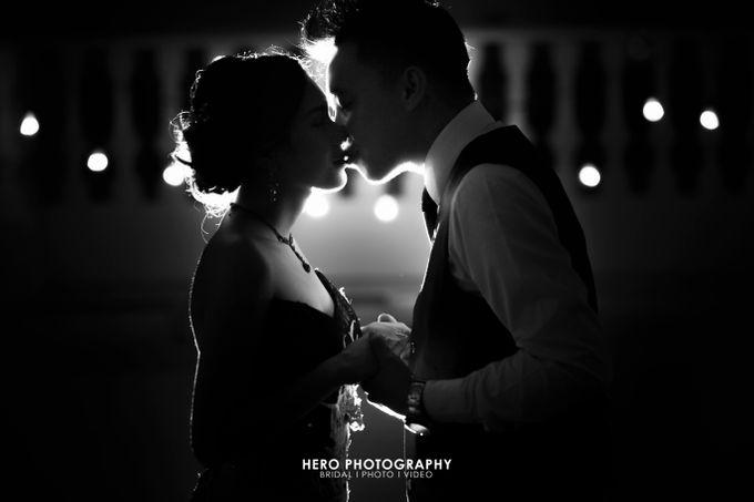 Prewedding Indoor And Semi Outdoor by Herophotography - 004